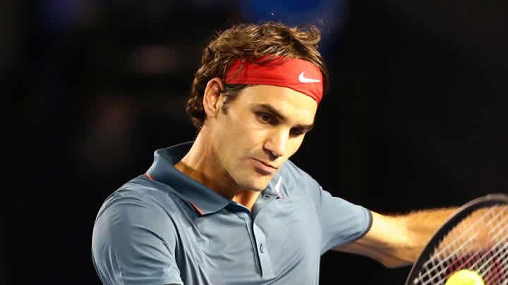 Federer'den inanılmaz hareket