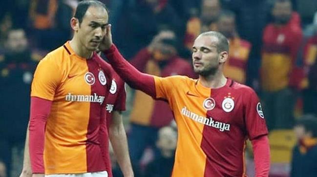 Sneijder: O an Umut'un yanındaydım