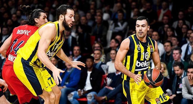 Fenerbahçe Beko iki uzatma sonunda mağlup oldu
