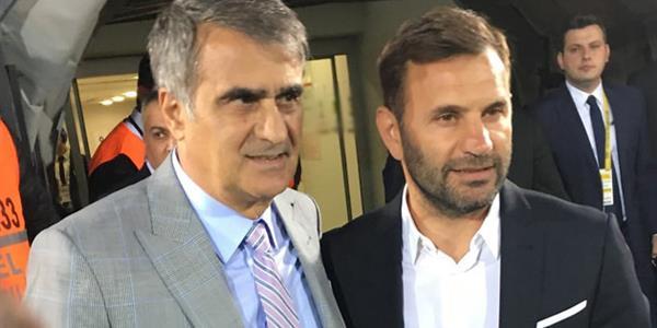 ''Beşiktaş'tan teklif almadım''