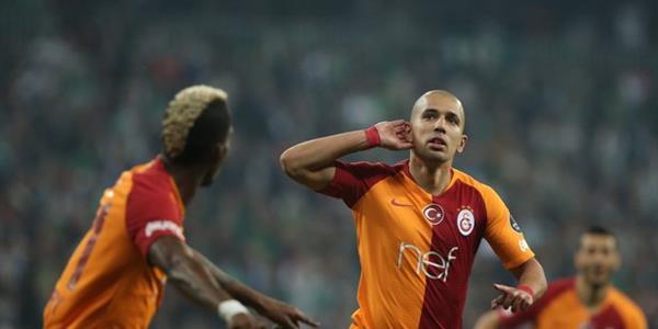 Galatasaray'ı şampiyonluğa kanatları uçurdu!