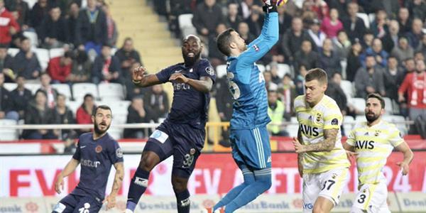 Fenerbahçe-Antalyaspor CANLI