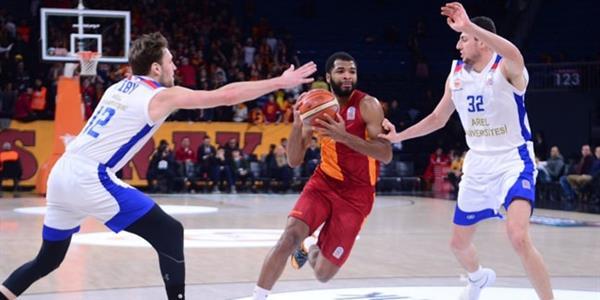 Galatasaray Erkek Basketbol Takımı'nda 3 oyuncunun sözleşmesi uzatıldı