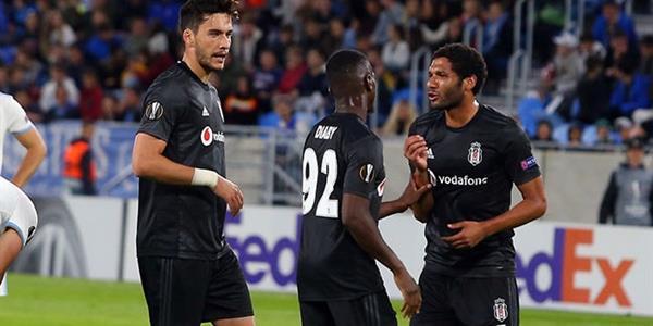 Beşiktaş son 3 deplasman maçında kalesinde 10 gol gördü