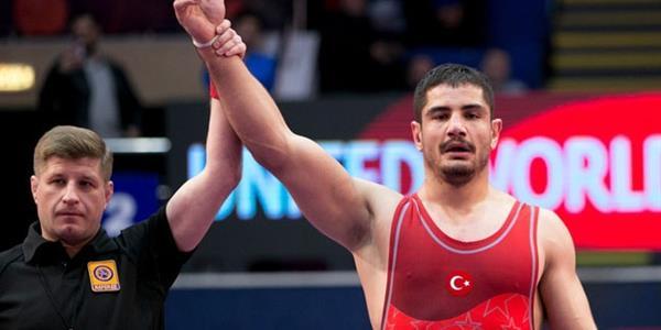 Taha Akgül, Tokyo 2020 Olimpiyat Oyunları'nda boy göstermeye hak kazandı