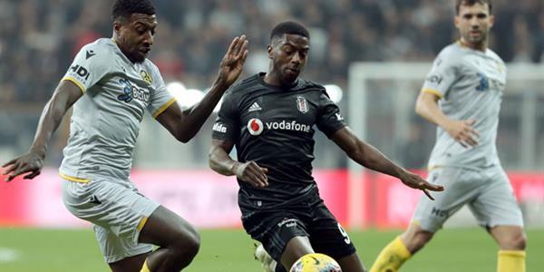 Beşiktaş puan kaybını hatırladı