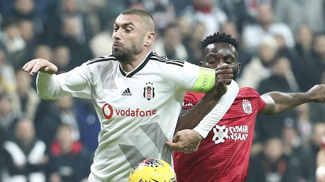 Sivasspor İstanbul'da istediğini alıyor