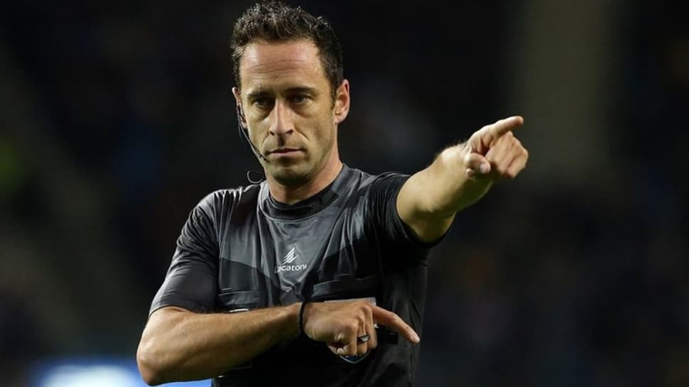 Milli takımımızın Macaristan'la oynayacağı maçı Artur Dias yönetecek