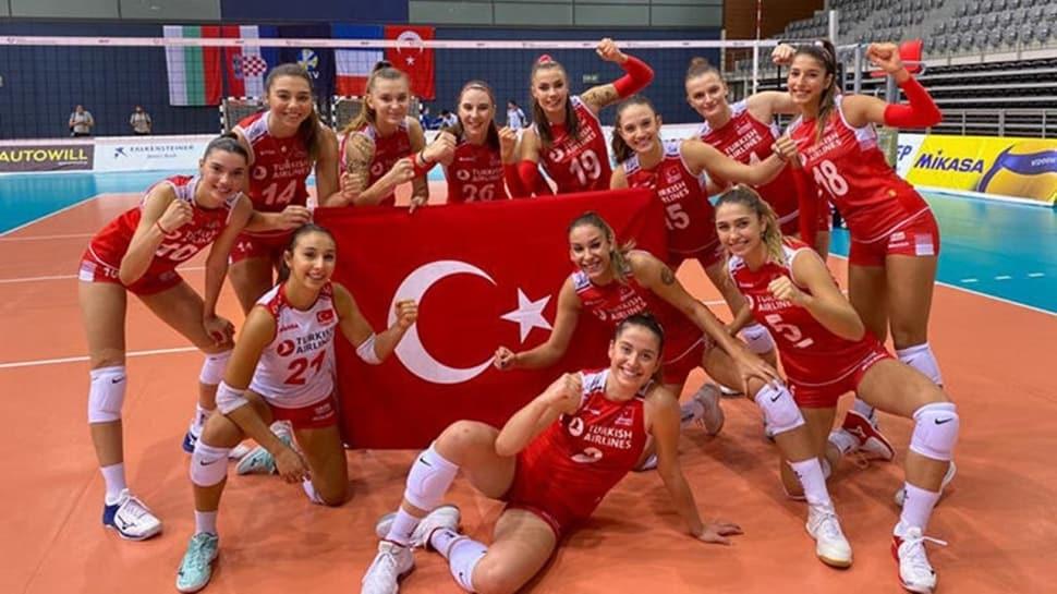 Genç sultanlar şampiyon