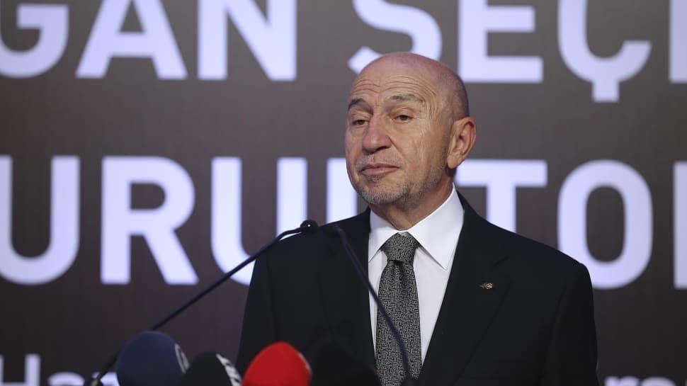 TFF Başkanı Özdemir ve yönetimi ibra edildi