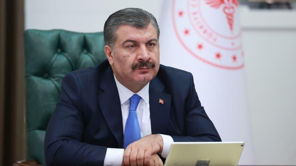 Sağlık Bakanı Fahrettin Koca'dan 'seyircisiz oynansın' önerisi