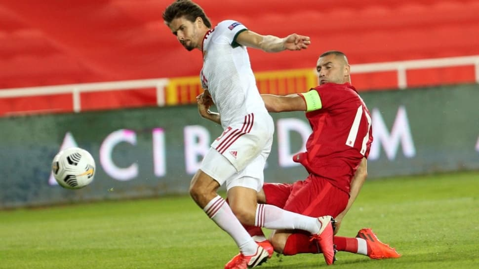 A Milli Takımımız, UEFA Uluslar Ligi'ndeki ikinci maçında Sırbistan deplasmanında