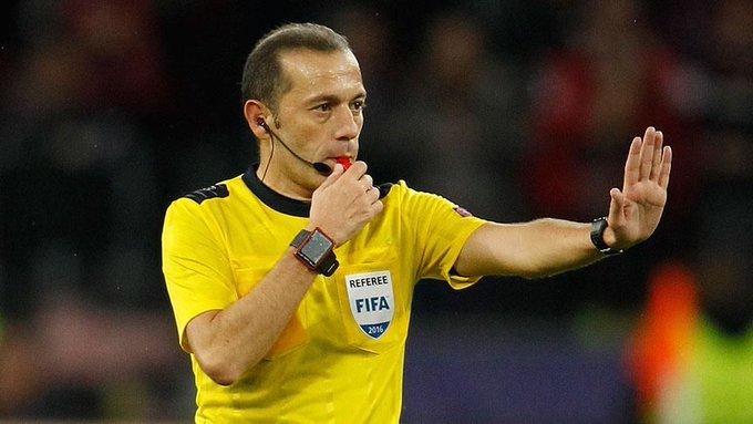 Cüneyt Çakır, Bosna Hersek-Polonya maçını yönetecek